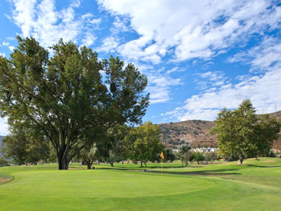 Pine Glen Golf Course at Sycuan Golf Resort