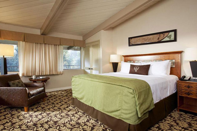 Sycuan Golf Resort Rooms