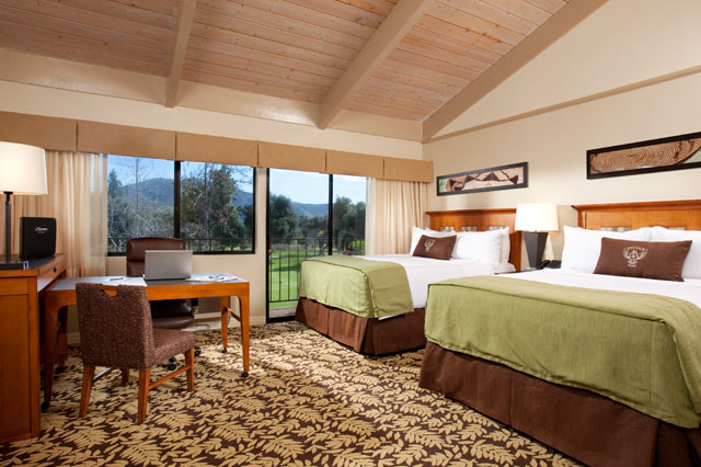 Sycuan Golf Resort Deluxe Room