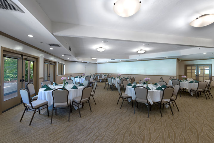Sycuan Golf Resort Garden Meeting Room