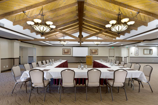 Sycuan Resort meeting rooms