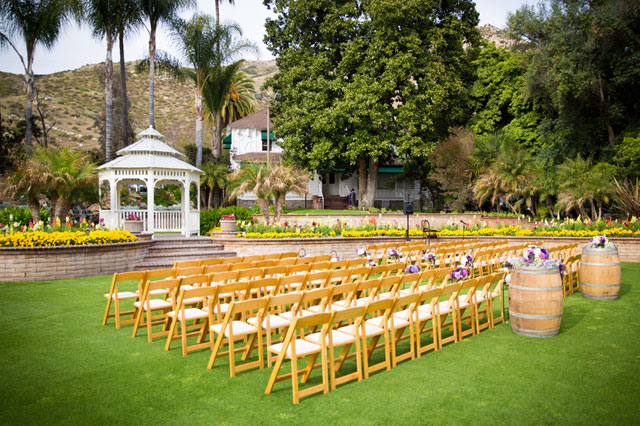 Sycuan Golf Resort Weddings San Diego, California
