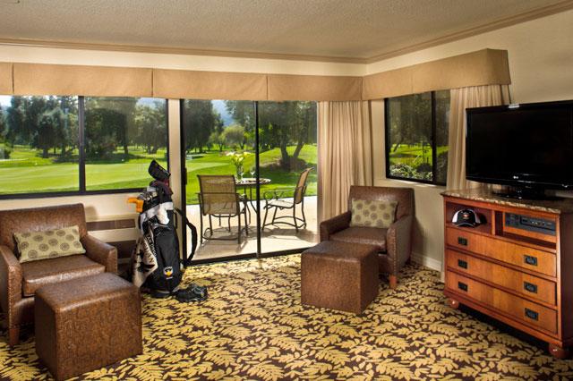 Luxury san diego hotel sycuan golf resort - San diego 2 bedroom suite hotels ...