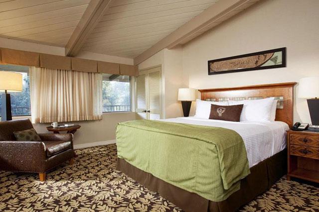 Luxury San Diego Hotel Sycuan Golf Resort